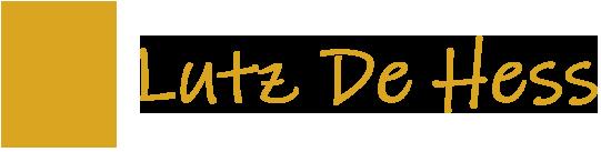 Logo Lutz De Hess